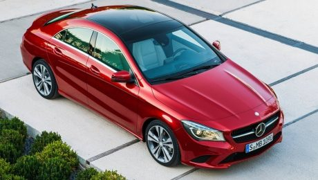 mercedes luxury cars