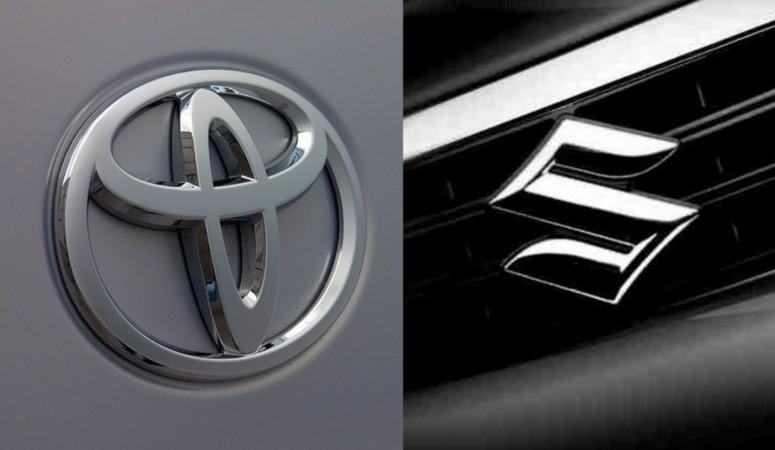 Toyota and Suzuki