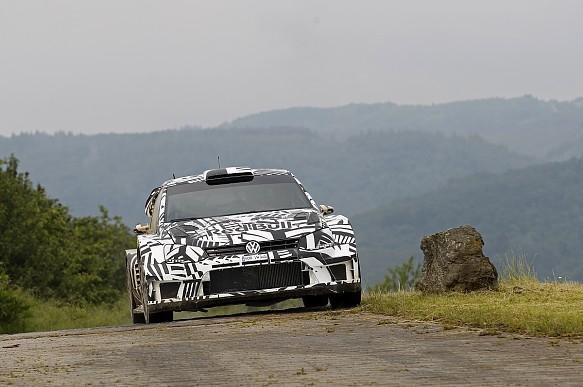 2017 Volkswagen WRC Polo