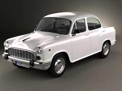 Images of Ambassador car brand