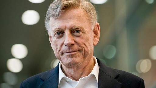 Avi Primor, a former Israeli ambassador to Germany