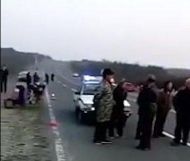 car crash audi r8 investigated