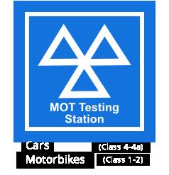 MOT test MOT tested