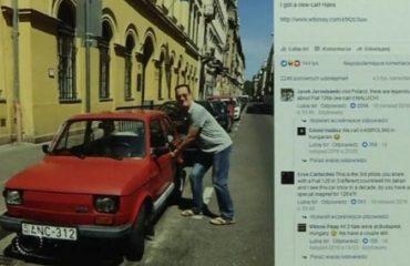 Tom Hanks iconic toddler car