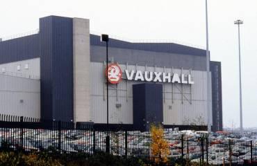 Vauxhall/Opel plant