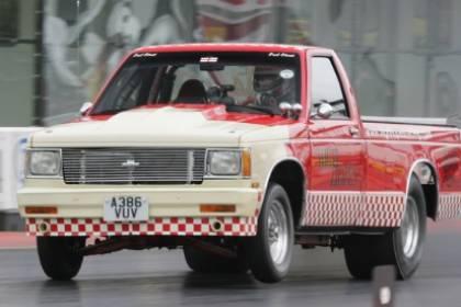 1984 Chevrolet S10 truck