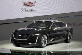 Cadillac XT4 Crossover, 2017 Geneva Motor Show