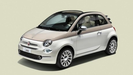 Fiat 500-60th special edition