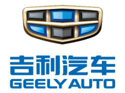 Geely automobile holding