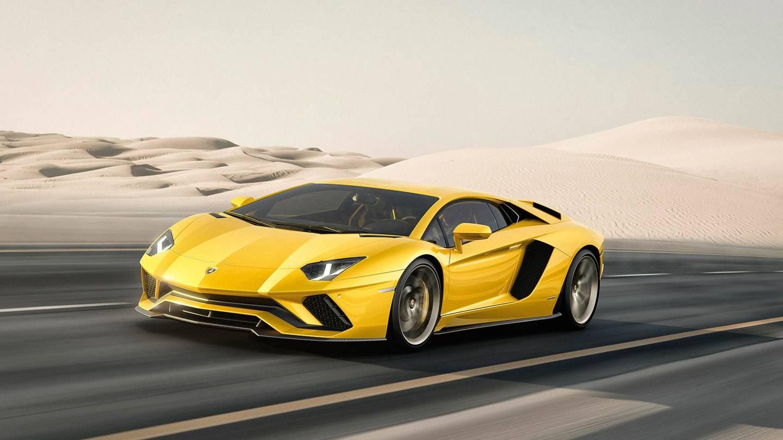 2018 Lamborghini Aventador S images