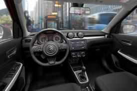 New Maruti Suzuki Swift interior images