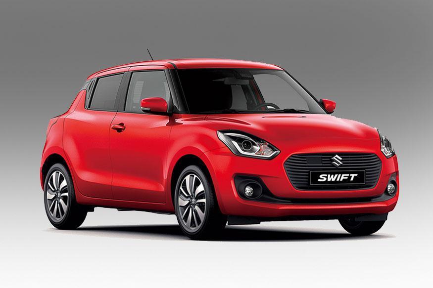 New Maruti Suzuki Swift images