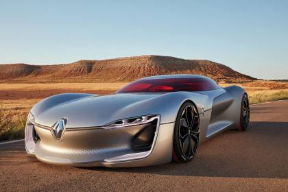 Renault Trezor voted Concept Car of the Year at Geneva Car Design Awards