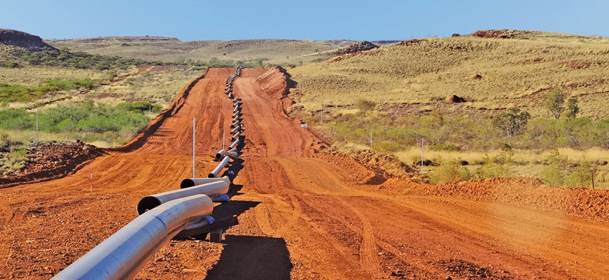 australia gas major threatened domestic shortage