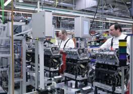 hungary gyor audi engine plant