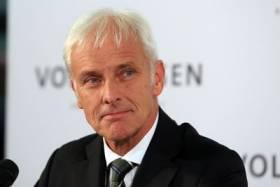 CEO Matthias Mueller