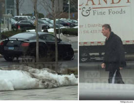 Vince McMahon car accident