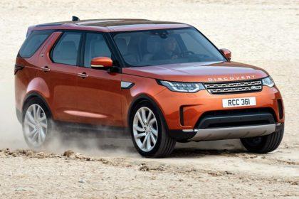 Jaguar Land Rover Discovery 5