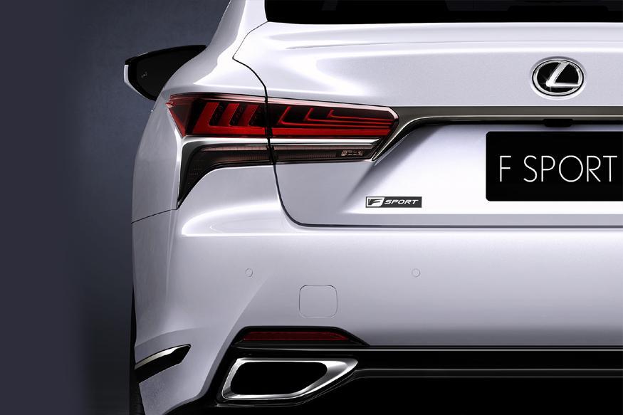Lexus LS 500 images