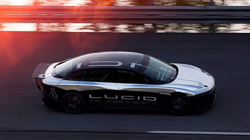 Lucid Motors Air images