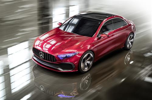 Mercedes Benz Concept, Shanghai Motor Show
