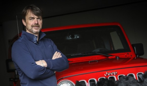 Jeep CEO Mike Manley