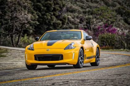 Nissan 370Z pictures