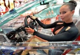 Images of transparent car