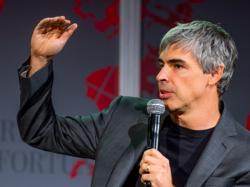 Alphabet Inc CEO Larry Page