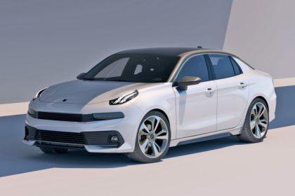 Lynk & Co reveals shareable car