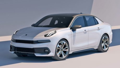Lynk & Co reveals shareable car