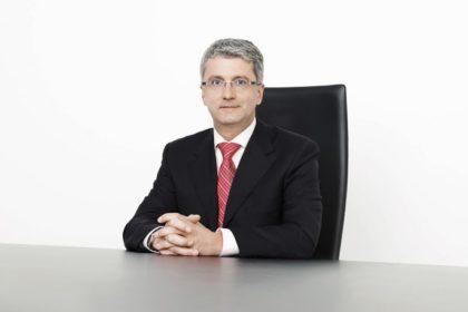 CEO Rupert Stadler