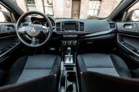 2017 Mitsubishi Lancer Limited Edition Packing A 6 5 Inch Carplay Starts At 19795 Daily Auto