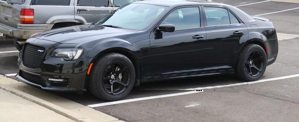 Chrysler Hellcat 300 images