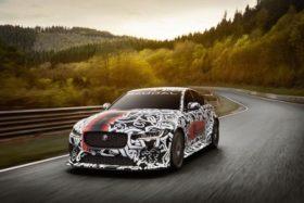 Jaguar XE sedan, XE SV Project