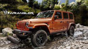 Jeep Wrangler new