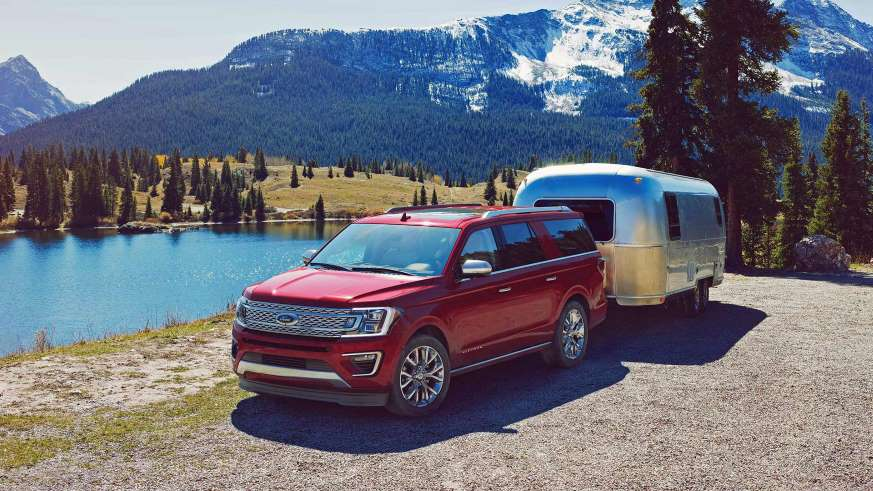 New Ford Expedition SUV