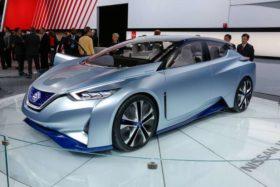 Next-Gen Nissan Leaf