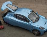 Riversimple Rasa hydrogen fuel cell electric car