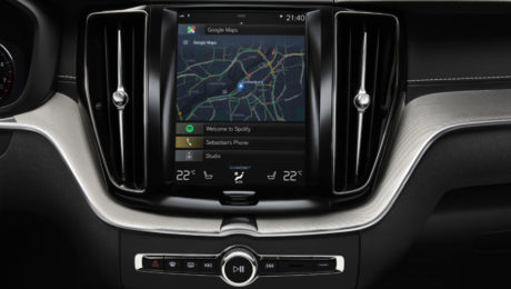Volvo Cars Android OS Google Android Automotive