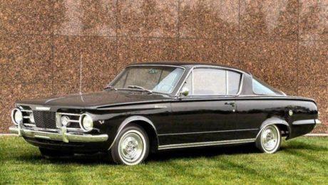 1964 Plymouth Barracuda Car