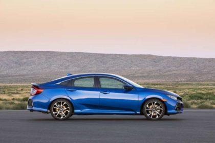 2017 Honda Civic Si images