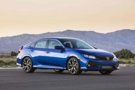 2017 Honda Civic Si images