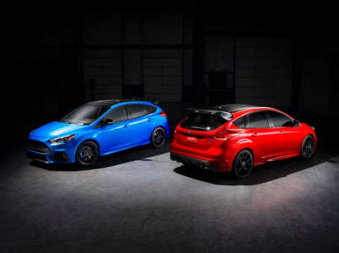 2018 Limited Edition Ford Focus RS