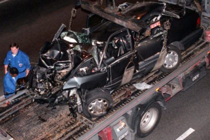Princess Diana car accident