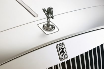 Rolls-Royce logo, symbol