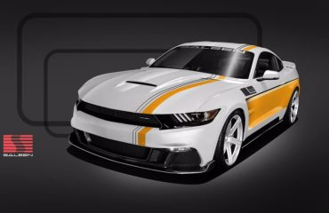 Saleen Mustang Championship Edition