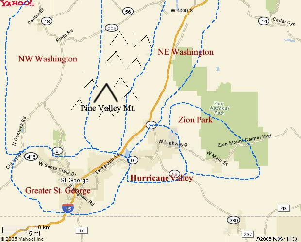 St. George, the Washington County