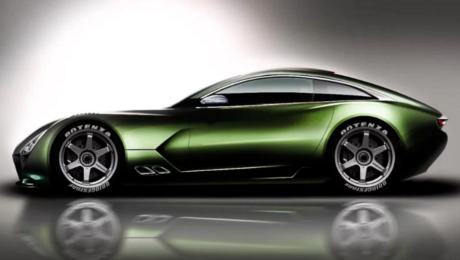TVR rendering, V8 sports