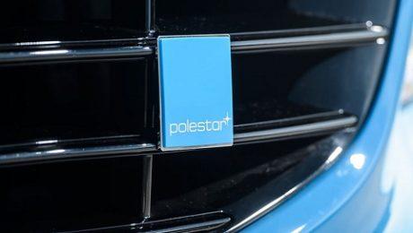 Polestar brand logo